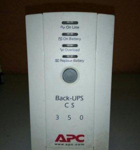 ИБП APC Back-UPS CS 350