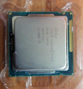 Процессор Intel Celeron G1610 2,6 Ггц