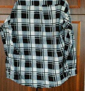Рубашка флонелевая