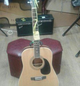 Электро-акустическая гитара cort w81eq