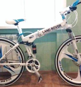 Велосипед складной LandRover в наличии