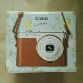 Цифровой фотоапарат Casio Exilim EX-JE10