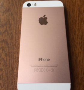 iPhone 5s 16 Gb без отпечатка