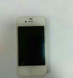 Продам на запчасти Iphone 4s