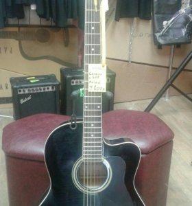 Акустическая фолк гитара Caraya c901