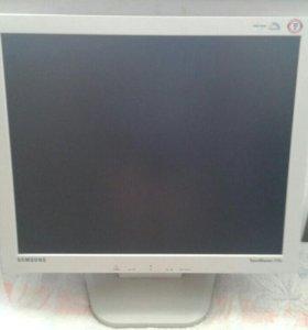 Маниторный блок Samsung SyncMaster710v