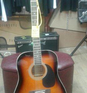 Акустическая вестерн гитара Caraya f600