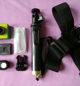 Action Camera Xiaomi Yi Basic Edition экшн камера