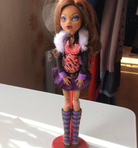 Кукла Monster High Clawdeen Wolf( базовая)