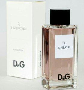 D&G- 3 L' imperatrise