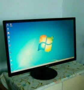 Acer- 24 ,дюймов