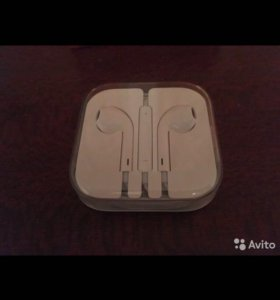 Наушники apple earpods