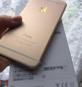 iPhone 6 16Gd gold