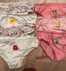 Трусики для девочки Mothercare