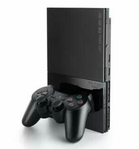Прошитая play station 2 slim