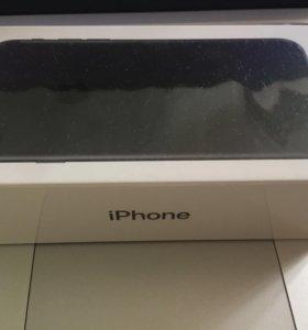 iPhone 7 Черный матовый новый