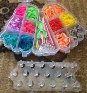 Набор для плетения резинками