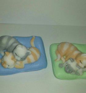 Мыло кошки