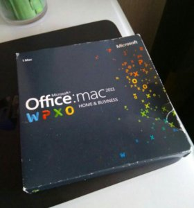 Office Mac 2011 home & business