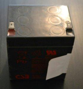 AGM аккумулятор 4,5а.ч.