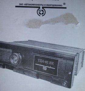 Цифровой тахограф тца-02нк