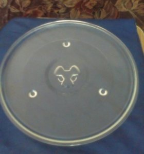 Тарелка для СВЧ