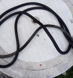 кабель кг 50, 4 метра.
