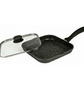 Сковорода-гриль (28см) Magnifico