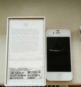 Iphone 4 , 8gb
