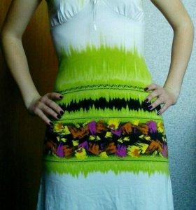 Платье + Бриджи, 2 пары