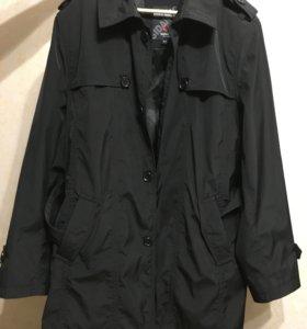 Куртка, ветровка, плащ мужской
