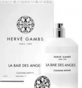✅HERVE GAMBS, LA BAIE DES ANGES, 100 ml