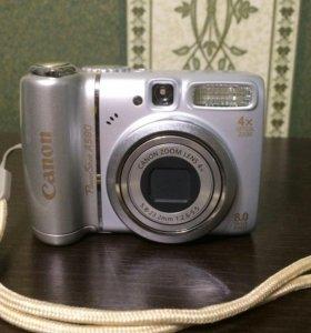 Фотоаппарат canon (фото/видео)