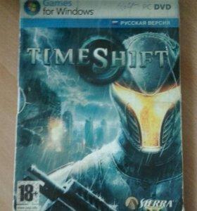 TimeShift компьютерная игра