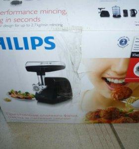 Мясорубка Philips HR2726