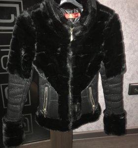 Куртка меховая, Италия