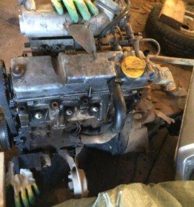 Двигатель ваз2114