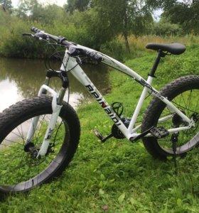 Фэтбайк велосипед