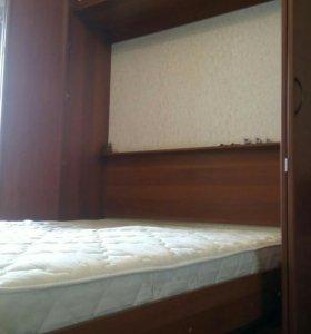 Подъемная кровать Соната