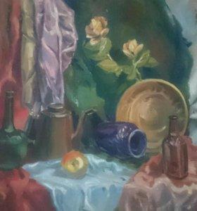 Обучение рисунок живопись