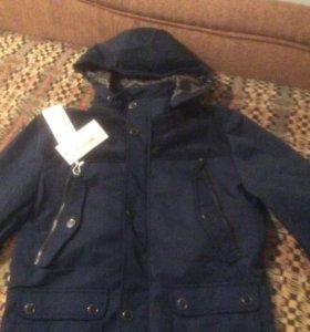 Куртка осенняя, ветровка, 44-46₽