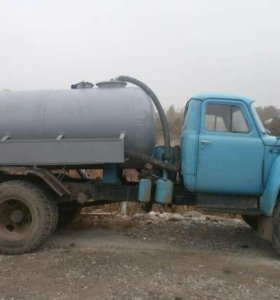 ГАЗ 53-12 Ассинизатор