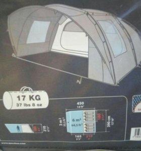 Палатка кемпинговая Quechua T6.2
