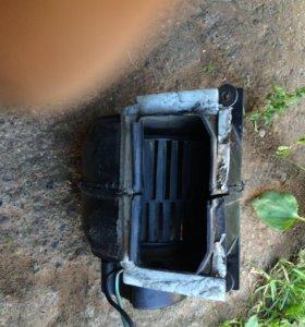Вентилятор на печку ваз 2109-2114