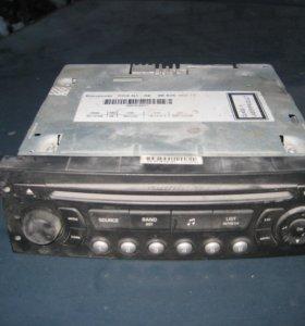 Штатная автомагнитола для Citroen, пежо 206, 307, 308