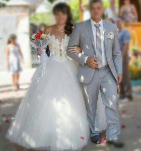 Костюм мужской, платье размер 44-48