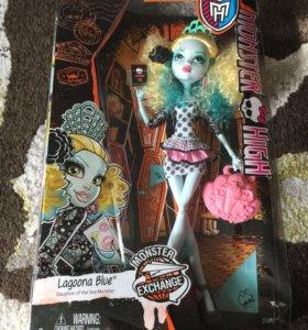 Кукла Monster High Lagoona Blue