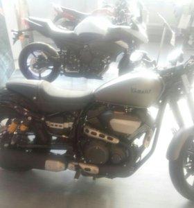 Yamaha xvs 950 cr