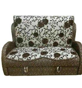 "0263 диван ""Аккордеон-140"""