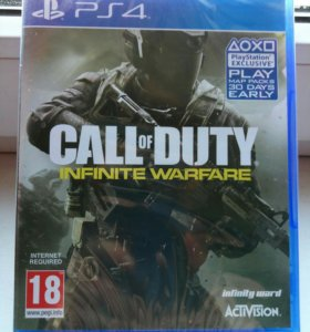 Call of Duty:Infinite Warfare [PS4]